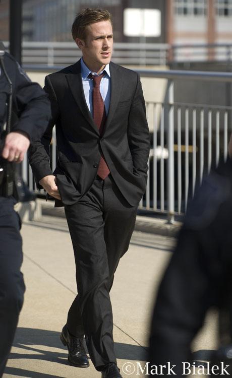 Ryan Gosling in Ann Arbor Detroit