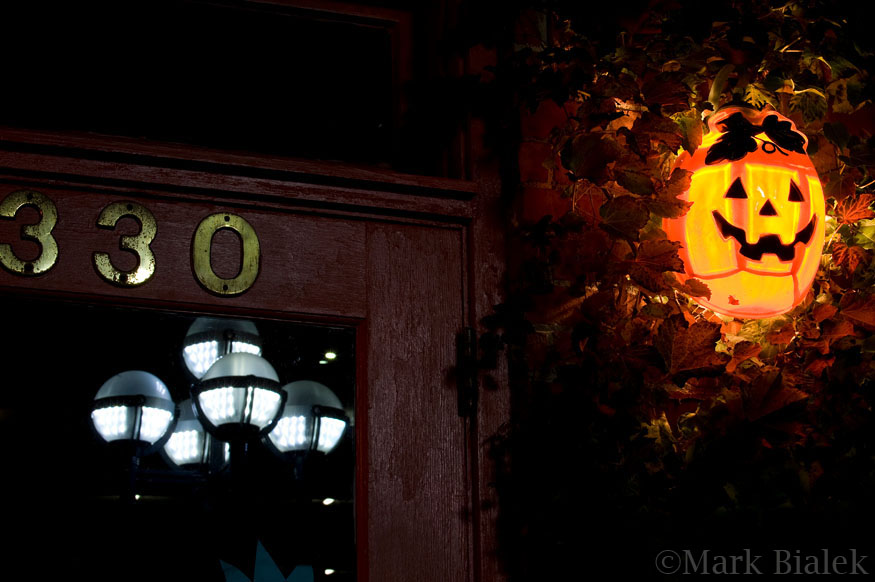 Halloween in Ann Arbor
