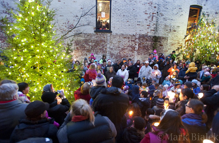 Kerrytown Tree Lighting