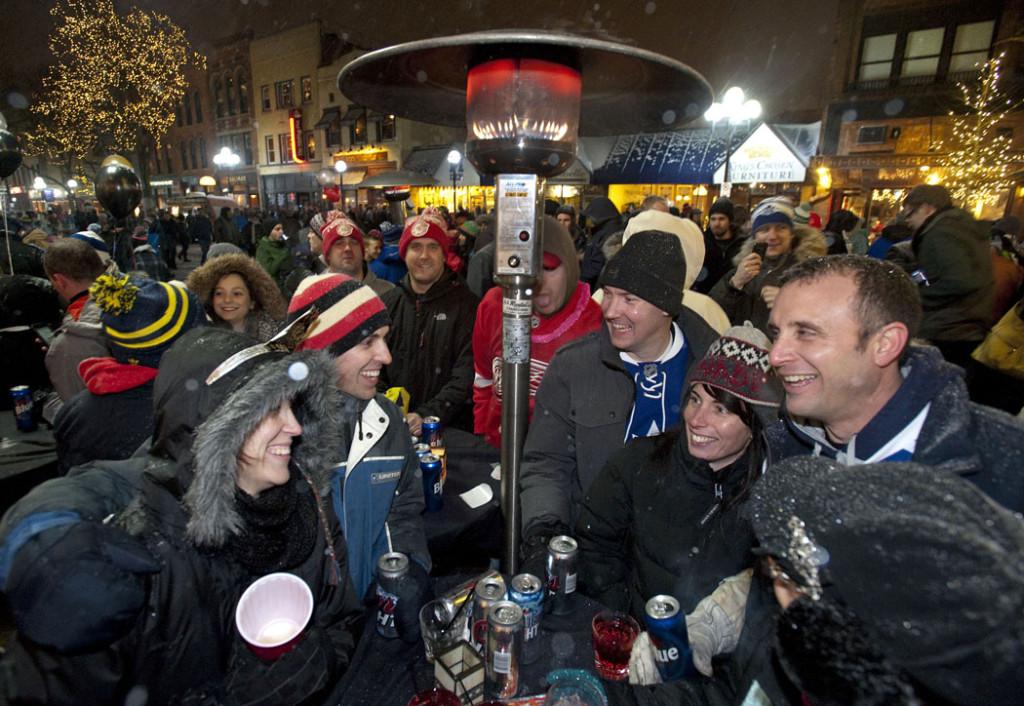 Ann Arbor New Years Eve