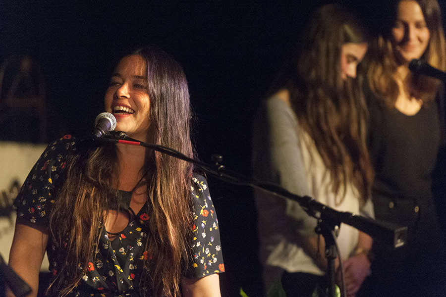 Rachael Yamagata Performs at The Ark in Ann Arbor
