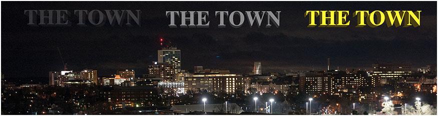 Ann Arbor cityscape
