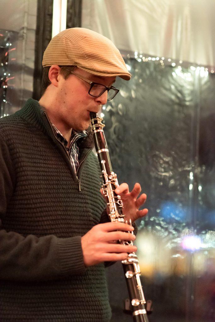 clarinet jazz ann arbor
