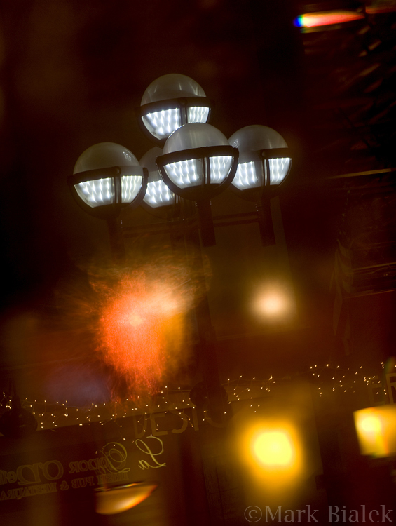 La Dolce Vita LED lights