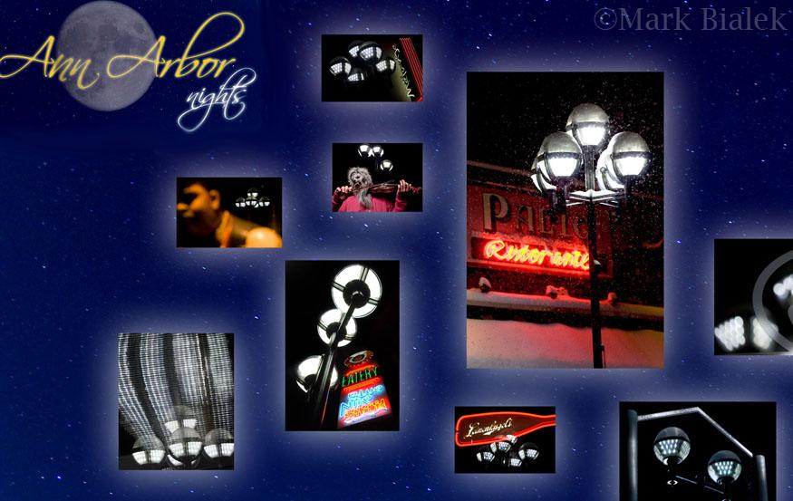 Ann Arbor LED lights