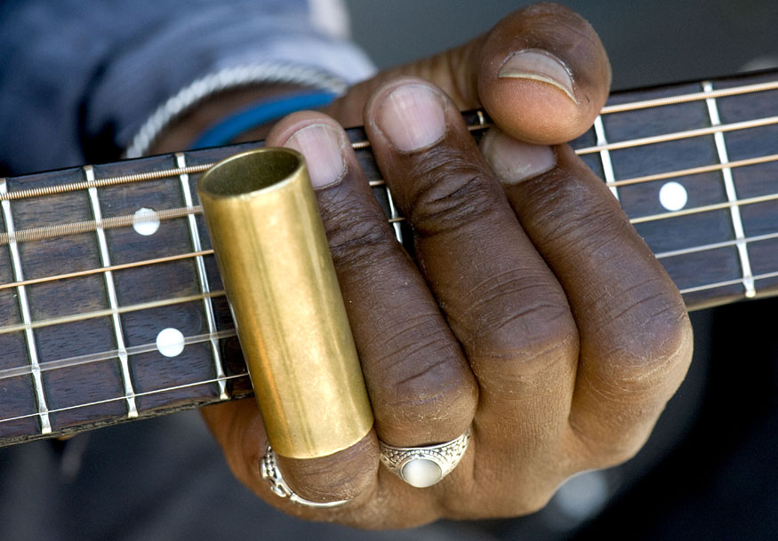 Blues guitar Ann Arbor