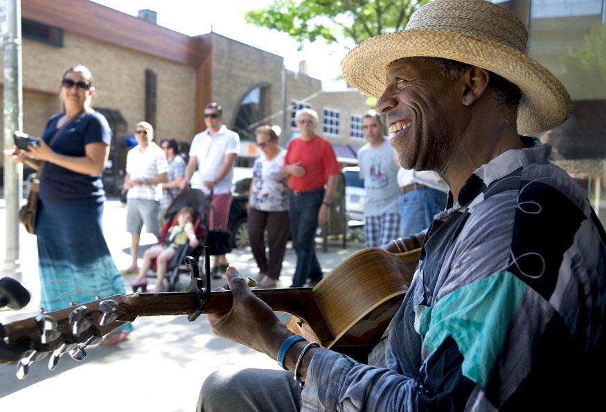 street Blues guitar