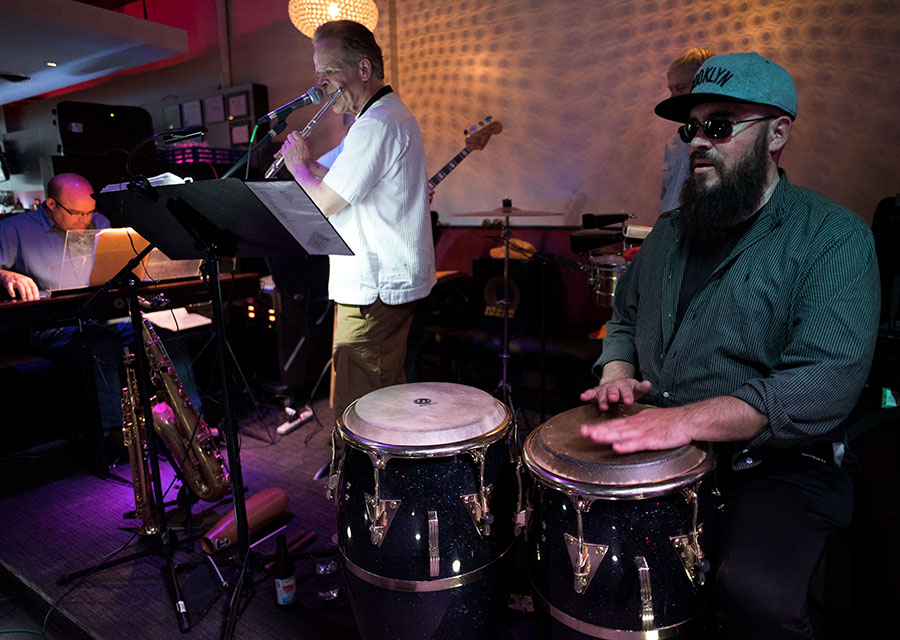 Las Gatos Latin Jazz
