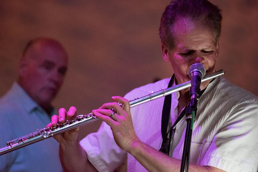 Paul vornHagen flute